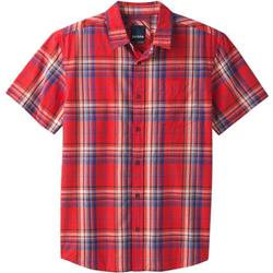 Prana Benton Shirt - Mens-Camp Fire