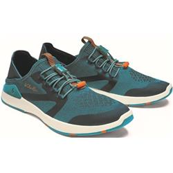 Olukai Miki Trainer - Womens-Tropical Blue / Teal