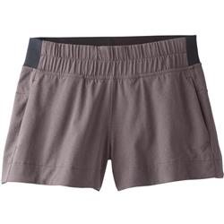Prana Hybridizer Shorts - Womens-Granite