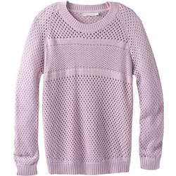Prana Kokimo Sweater - Womens-Bleached Lavender