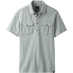 Prana Montroyal Polo - Mens-Agave