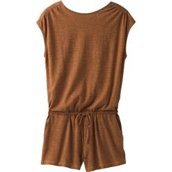 Prana Retrieve Romper - Womens-Adobe