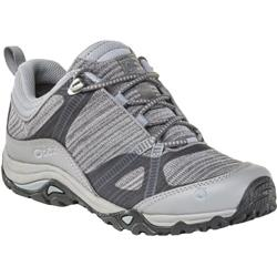 Oboz Lynx Low - Womens-Frost Gray / Tradewinds Blue
