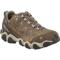 Oboz Sawtooth II Low B-Dry - Womens-Brindle / Tradewinds Blue