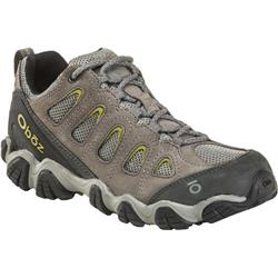 Oboz Sawtooth II Low, Wide - Mens-Pewter