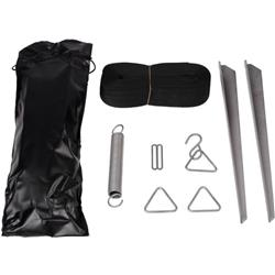 Thule Hold Down Kit-Black / Silver