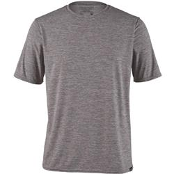 Patagonia Capilene Cool Daily Shirt - Mens-Feather Grey