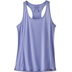 Patagonia Capilene Cool Lightweight Tank - Womens-Light Violet Blue