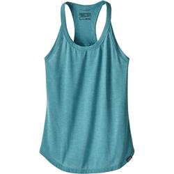Patagonia Capilene Cool Trail Tank - Womens-Mako Blue