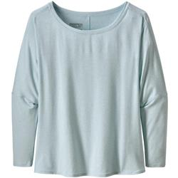 Patagonia Glorya LS Top - Womens-Atoll Blue