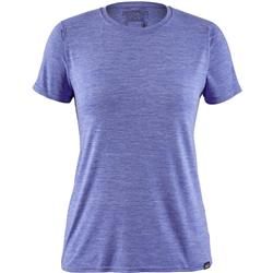 Patagonia Capilene Cool Daily Shirt - Womens-Light Violet Blue - Light Light Violet Blue X-Dye