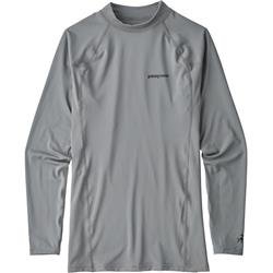 Patagonia R0 LS Top - Mens-Feather Grey