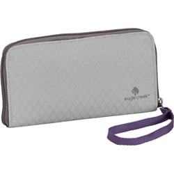 Eagle Creek RFID Wristlet Wallet-Graphite / Amethyst