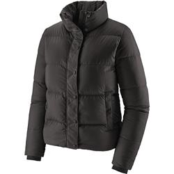 Patagonia Silent Down Jacket - Womens-Black