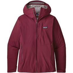 Patagonia Stretch Rainshadow Jacket - Womens-Arrow Red