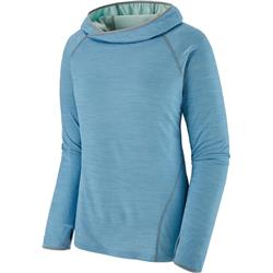 Patagonia Sunshade Hoody - Womens-Break Up Blue