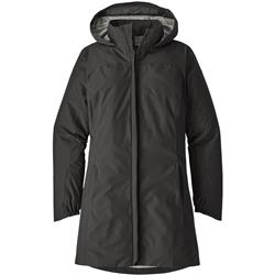 Patagonia Torrentshell City Coat - Womens-Black
