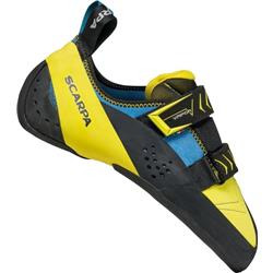 Scarpa Vapor V - Mens-Ocean / Yellow