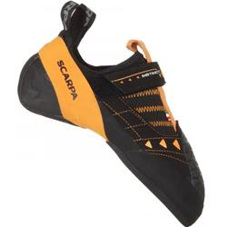 Scarpa Instinct VS - Mens-Black / Orange