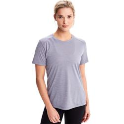 Lole Cardio SS - Womens-Yorkshire Heather