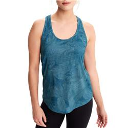 Lole Fancy Tank - Womens-Night Lagoon Current