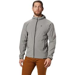 Mountain Hardwear Chockstone Hoody - Mens-Manta Grey