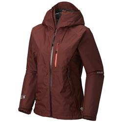 Mountain Hardwear Exposure/2 GTX Paclite Jacket - Womens-Dark Umber