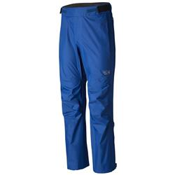 Mountain Hardwear Exposure/2 GTX Paclite Pants, Reg - Mens-Nightfall Blue