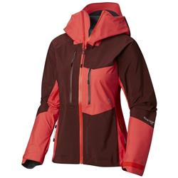 Mountain Hardwear Exposure/2 GTX Pro Jacket - Womens-Dark Umber