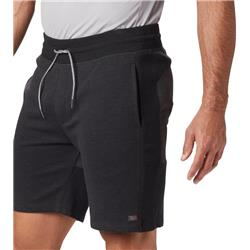 Mountain Hardwear Firetower Shorts - Mens-Grey Ice
