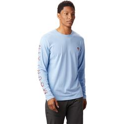 Mountain Hardwear Hardwear LS T - Mens-Big Sky
