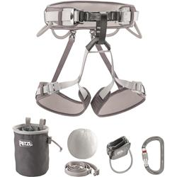 Petzl Corax Kit With AMD Sl, Verso, Bandi & Powerball-Not Applicable