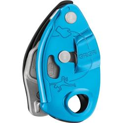 Petzl Grigri Assisted Braking Belay Device-Blue