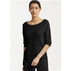 Fig Clothing Beo Top - Womens-Black