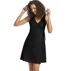 Fig Clothing Don Dress / Dos Lagunas - Womens-Black
