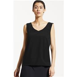 Fig Clothing Inx Sleeveless Top - Womens-Black