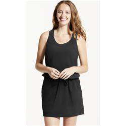 Fig Clothing Jul Dress - Womens-Black