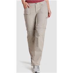 "Kuhl Horizn Convertible Pants, 32"" Inseam - Womens-Khaki"