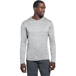 Kuhl Alloy Hoody - Mens-Cloud Gray