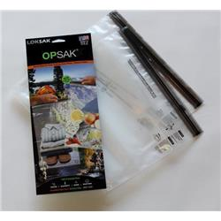 LokSak  Opsak : Two Bags - 31.1x52.7cm-Not Applicable