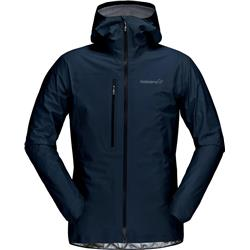 Norrona Bitihorn GTX Active 2.0 Jacket - Mens-Indigo Night