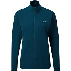 Rab Borealis Tour Jacket - Womens-Ink