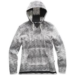 The North Face Wells Cove Pullover - Womens-Asphalt Grey Heather