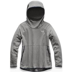 The North Face Glacier Alpine Pullover - Womens-TNF Medium Grey Heather