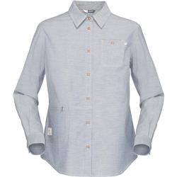 Norrona Svalbard Cotton Shirt - Womens-Denimite