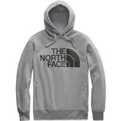 The North Face Mega Half Dome Pullover Hoodie - Mens-TNF Medium Grey Heather
