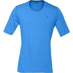 Norrona Wool T-Shirt - Mens-Signal Blue