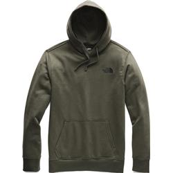 The North Face Red Box Pullover Hoodie - Mens-New Taupe Green / TNF Black