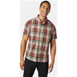 Mountain Hardwear Minorca SS Shirt - Mens-Dark Copper