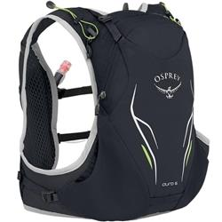 Osprey Duro 6 - with Reservior - Mens-Alpine Black